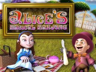 Alices Magical Mahjong game