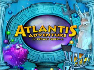 Atlantis Adventure game