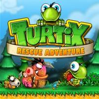 Turtix: Rescue Adventure game