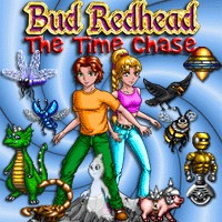 Bud Redhead: The Time Chase game