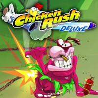 Chicken rush deluxe game: download and play.