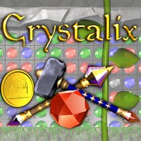 Crystalix game