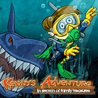 Kenny's Adventure game