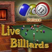 Live Billiards game