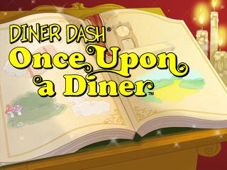 Diner Dash - Once Upon a Diner game