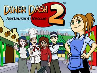 Diner Dash 2 game