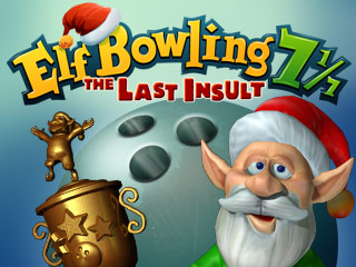Elf Bowling - The Last Insult game