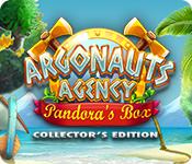 Argonauts Agency: Pandora's Box Collector's Edition game
