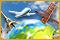 Around The World Mosaics game