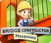 BRIDGE CONSTRUCTOR: Playground game