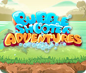 Bubble Shooter Adventures game