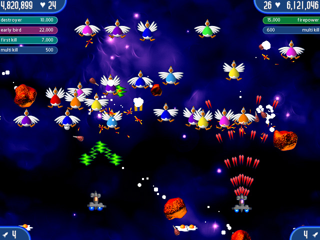 chicken invaders 2 free download