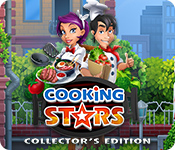 Cooking Stars Collector's Edition game