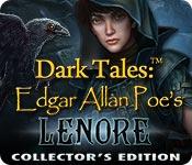 Dark Tales: Edgar Allan Poe's Lenore Collector's Edition game