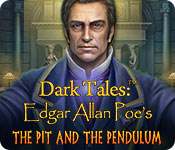 Dark Tales: Edgar Allan Poe's The Pit and the Pendulum game