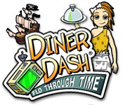 Diner Dash: Flo Through Time game
