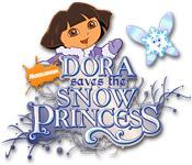 Dora Saves the Snow Princess game