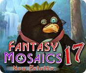 Fantasy Mosaics 17: New Palette game