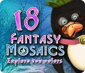 Fantasy Mosaics 18: Explore New Colors game