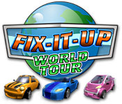 Fix-It-Up: World Tour game
