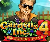 Gardens Inc. 4: Blooming Stars game
