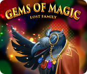 Gems of Magic: Lost Family game