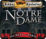 Hidden Mysteries: Notre Dame game