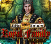 Hidden Mysteries: Royal Family Secrets game