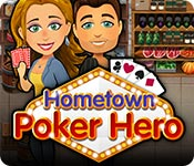 Hometown Poker Hero game