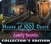 House of 1000 Doors: Family Secrets Collector's Edition game