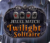 Jewel Match Twilight Solitaire game
