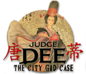 Judge Dee: The City God Case game
