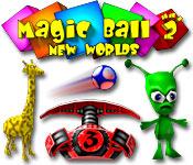 Magic Ball 2 New Worlds game