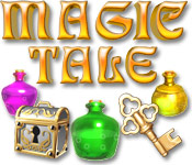 Magic Tale game