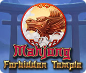 Mahjong Forbidden Temple game