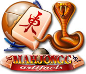 Mahjongg Artifacts game