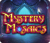 Mystery Mosaics game