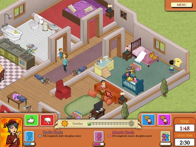 Nanny 911 game: Download and Play