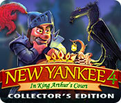 New Yankee in King Arthur's Court 4 Collector's Edition game