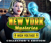 New York Mysteries: High Voltage Collector's Edition game