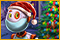 Rainbow Mosaics 10: Christmas Helper game