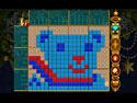 Rainbow Mosaics: Christmas Lights screenshot