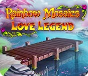 Rainbow Mosaics: Love Legend game