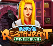 Rory's Restaurant: Winter Rush game