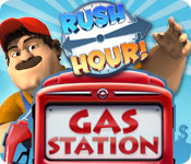 Rush Hour! Gas Station game