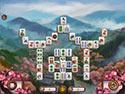 Sakura Day 2 Mahjong screenshot