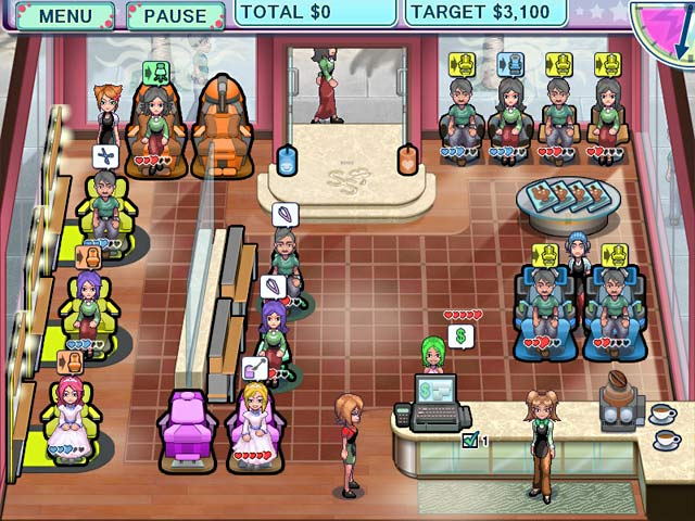 Sally 39 S Salon Game Download And Play