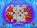 Snow Queen Mahjong screenshot