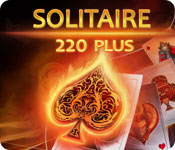 Solitaire 220 Plus game