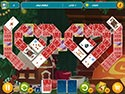 Solitaire Christmas Match 2 Cards screenshot